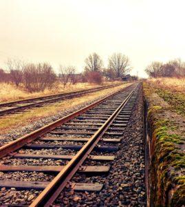Train, Elmer Left